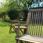 DIY  – Gartenstühle Ebay
