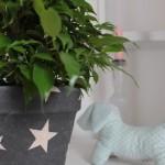 Umstyling | Ein neues Sommerkleid für Euren Blumentopf