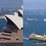 Sydney  – zu Fuß erkunden – Part 2