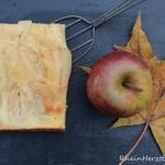 An apple a day keeps the doctor away | Apfel-Schmand-Kuchen