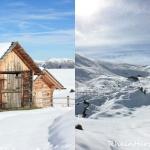 Manchmal ist´s auch schon Winter im Oktober – Südtirol