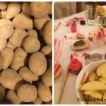 Handmade Date im Januar – Kartoffeldruck