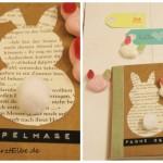 Last Minute Oster DIY  – Hasi`s Notizbuch