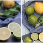 It´s Ice Tea Time | Eistee mit Holunder und Minze