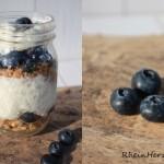 Gefrosteter Cheesecake im Glas – perfekt für den Start in den Sommer
