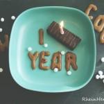 Bloggeburtstag | Geburtstagssause mit unserem Special Guest