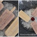 Heiß auf Eis | Eis am Stiel trifft auf Kirsche und Kinder-Schoko-Bons