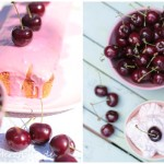 Ran an die Kirschen | Vanille-Kuchen mit Sauerkirsch-Grütze
