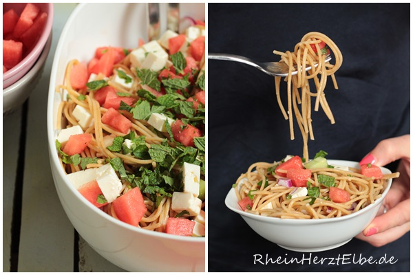 Spaghetti Salat 4