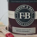 DIY mit Farrow & Ball | Ein neuer Schaukelstuhl für Rebekka oder wie ein Schaukelstuhl die Schlei erobert