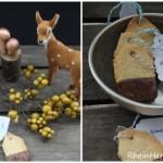 Eine Einladung im Herbst | Teabag-Cookies {Sketchnote-Rezept}