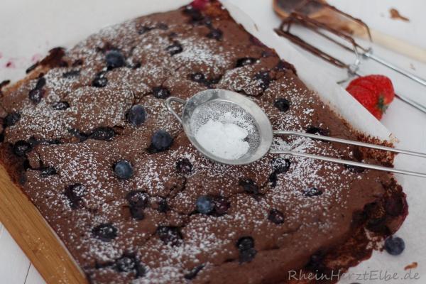 Double Chocolate Brownies_