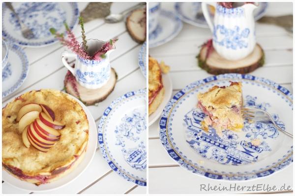Marzipan_Pflaumenkuchen mit Zuckerkruste_rheinherztelbe_5