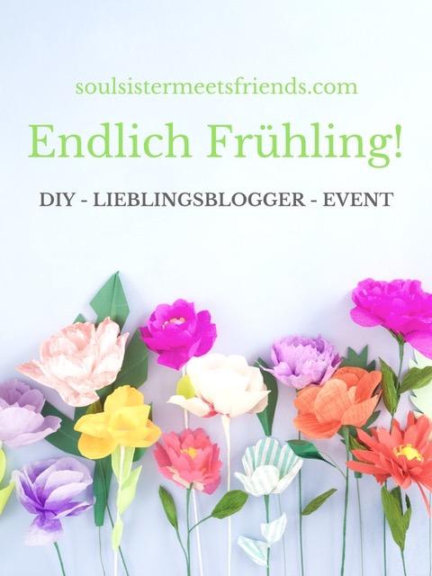DIY-Endlich Frühling-Bloggerevent