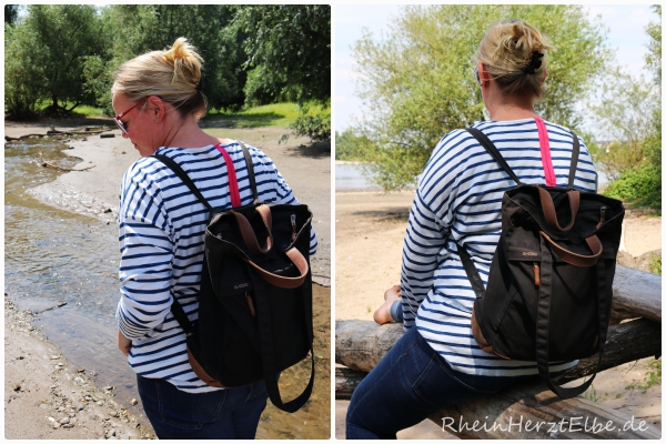 DIY Upcycling Sweatshirt Reissverschluss rheinherztelbe 8