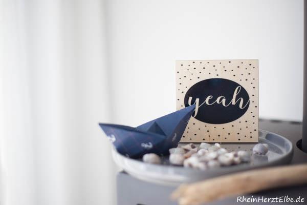 {Gewinnspiel} Ein Tag am Meer | Shopvorstellung Hello Sunday Holzbilder