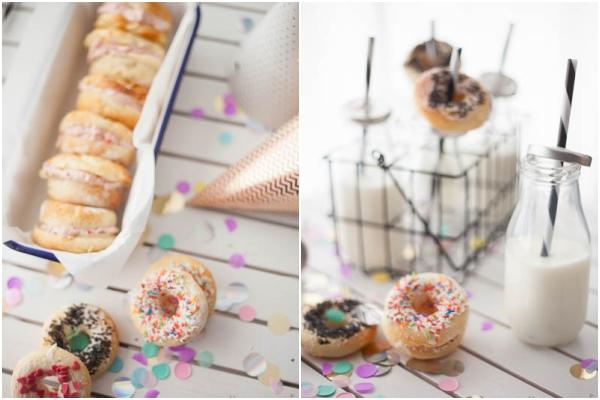 donuts mit himbeer sekt creme rheinherztelbe