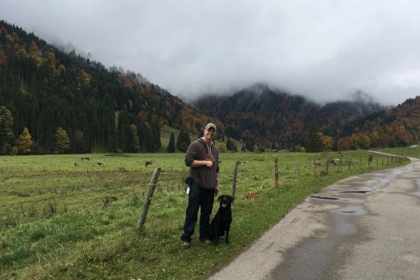 Ein Weg in eine neue Zukunft mit einem Assistenzhund | Chris und Braveheart