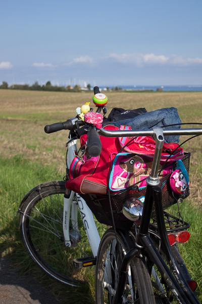 Rheinherztelbe Eine 2-Tages- Fahrradtour zwischen Kappeln und Flensburg | Übernachtungstipp Ostsee-Strandhaus Holnis