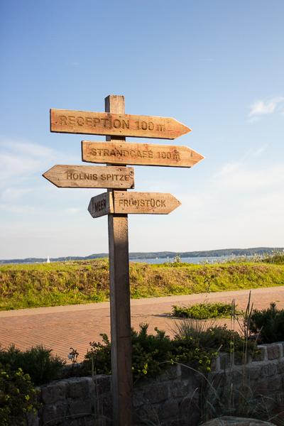 rheinherztelbe Eine 2-Tages- Fahrradtour zwischen Kappeln und Flensburg Übernachtungstipp Ostsee Strandhaus Holnis