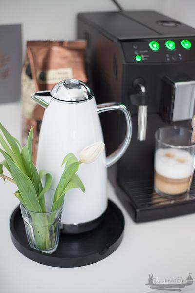 Happy Sunday | Kaffeegenuss mit Barista Bohnen von Tchibo
