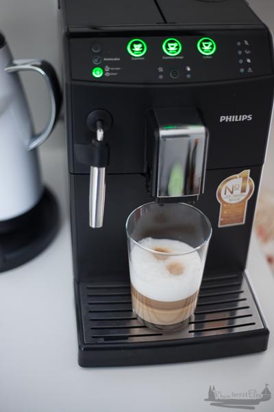 Rheinherztelbe tchibo Kaffeegenuss mit Barista Bohnen von Tchibo
