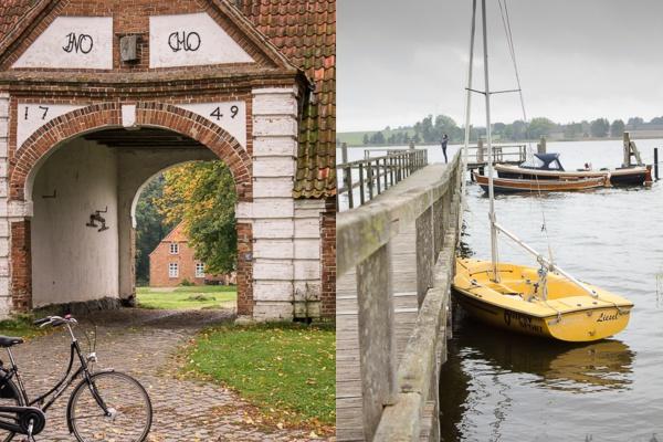 Eine 2-Tages- Fahrradtour zwischen Kappeln und Flensburg | Mit dem Zug und der Fähre über die Schlei