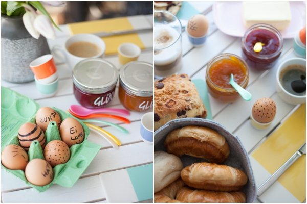 Rheinherztelbe Happy Sunday | Frühstücken mit Schoko - Quarkbrot & Kaffeegenuss