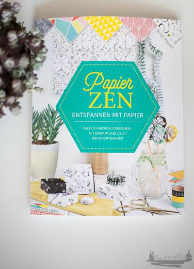 Buchvorstellung & Verlosung | Papier Zen - Entspannen mit Papier Rheinherztelbe