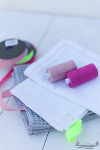 Schnell genäht | DIY Idee Geschirrhandtücher