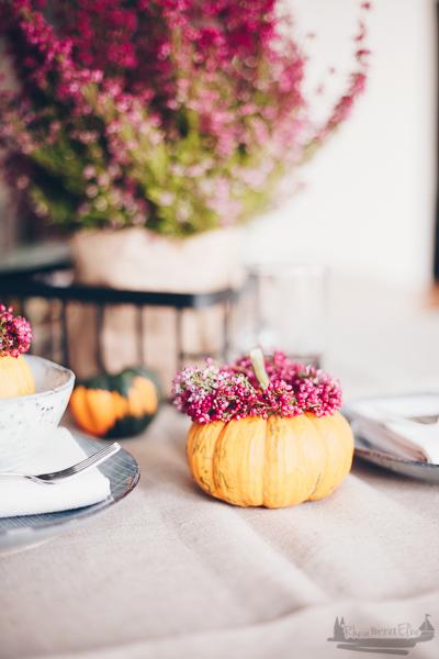 Köstliche Kürbiszeit | Couscous mit Kürbis und Kichererbsen rheinherztelbe