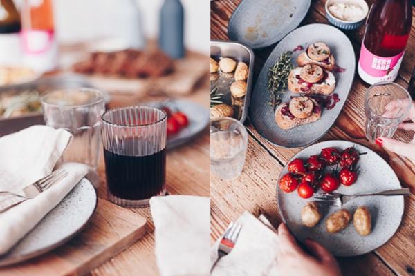 Tapas lernen rheinhessisch | Tapas mal anders mit Weinen aus der Region rheinherztelbeWeingenuss aus Rheinhessen